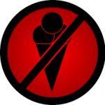 boulimia, ijs verboden