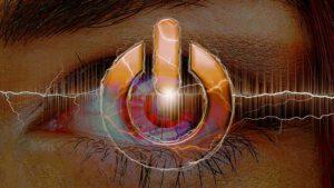 therapie tijdens corona, elkaar in de ogen kijken via het beeldscherm